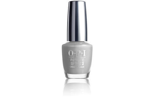 OPI Infinite Shine<hr>ISL48 Silver on Ice