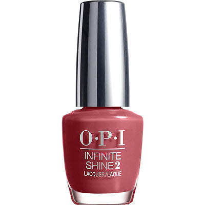 OPI Infinite Shine<hr>ISL65 In Familiar Terra-tory