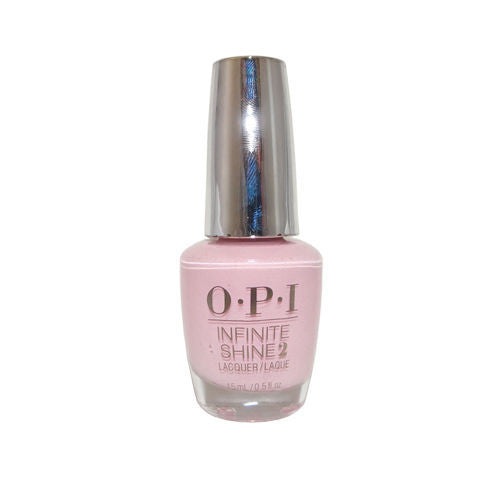 OPI Infinite Shine<hr>IS L55 Indefinitely Baby