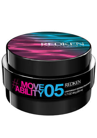 REDKEN <hr>Move Ability 05 Lightweight Defining Cream-Paste
