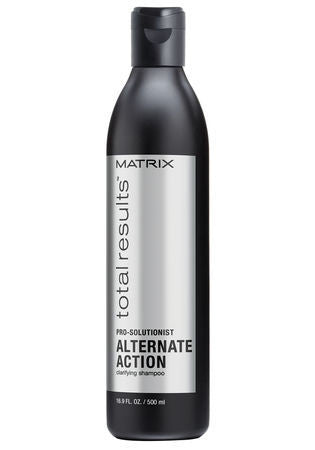 MATRIX Total Results <hr> Pro-Solutionist Alternate Action Shampoo