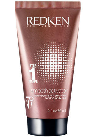 REDKEN <hr> Smooth Lock™ Smooth Activator