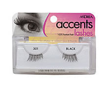 ANDREA<hr>andrea accent lashes 318