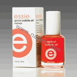 ESSIE<hr>apricot cuticle oil 6030