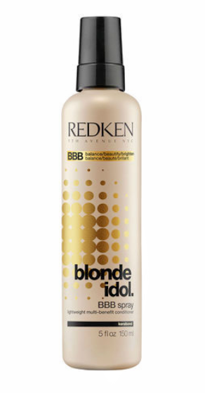 Redken <hr> Blonde Idol BBB Spray Lightweight Multi-Benefit Conditioner