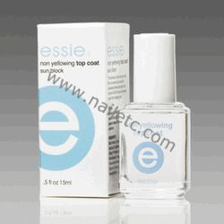 ESSIE<hr>non yellowing top coat 6021b