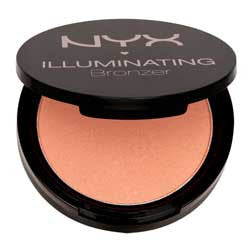 NYX<hr>nyx pb04 silky rose powder blush