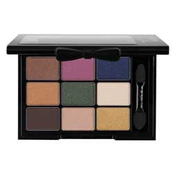 NYX<hr>nyx lip11 you are in seine shadow palette