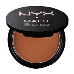 NYX<hr>nyx mbb03 medium matte body bronzer
