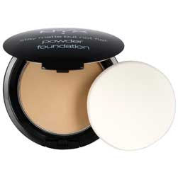 NYX<hr>nyx smp06 medium beige stay matte foundation