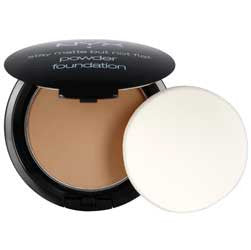 NYX<hr>nyx smp13 cinnamon spice stay matte foundation