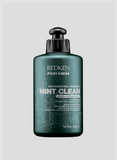 REDKEN <hr> for Men Mint Clean Invigorating Shampoo