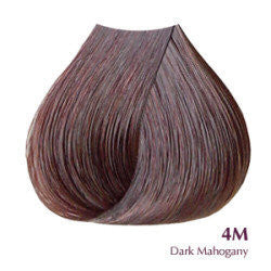 SATIN<hr>s 6m mahogany blonde