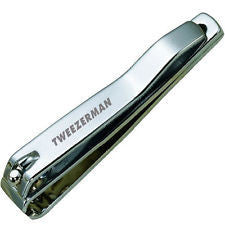 TWEEZERMAN<hr>tweezerman toenail clipper straight edge