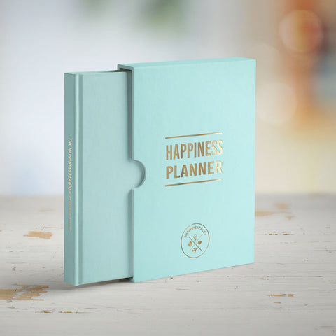 100 Day Planner - The Happiness Planner - Sportluxe