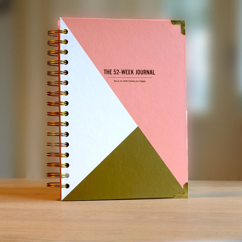 52 Week Planner - The Happiness Planner - Sportluxe