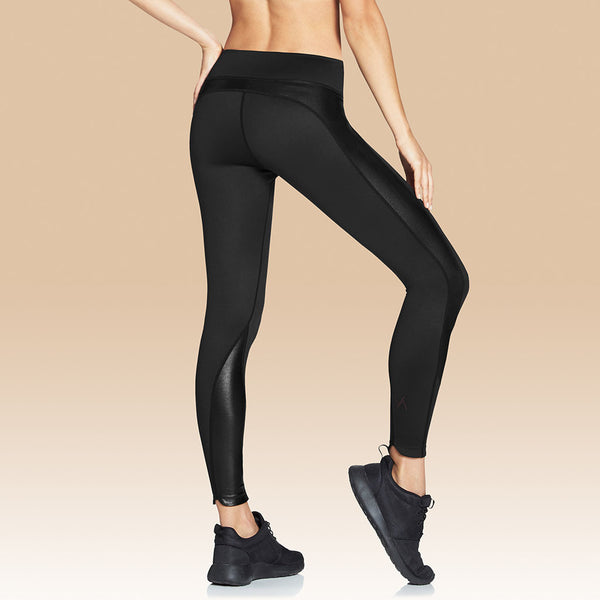 Whitney 7/8 Black Oil - Vie Active - Sportluxe