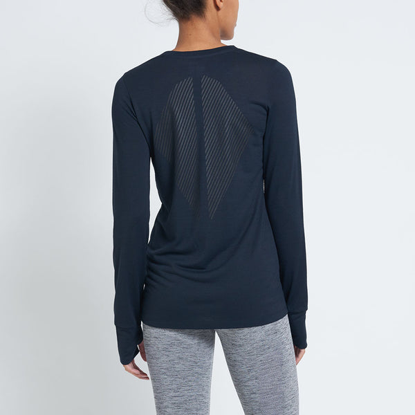 RUNNER Long Sleeve - LNDR - Sportluxe