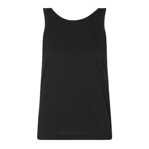 Emma open back twist tank - Vie Active - Sportluxe