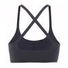 Core Performance Sports Bra Black - Lucas Hugh - Sportluxe