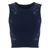 Technical Knit Hummingbird Crop - Lucas Hugh - Sportluxe