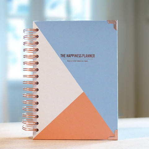 The Happiness Planner 2017 - The Happiness Planner - Sportluxe