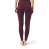 Technical Knit Stardust Tights Claret - Lucas Hugh - Sportluxe