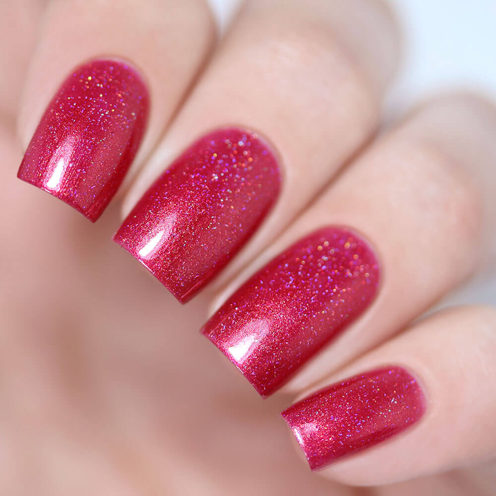 "Nail polish ""I DID NOT SAY NO"", 11 ml - Nailshop.ae"