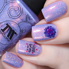 "Nail polish ""Lavender Lemonade"", 11 ml - Nailshop.ae"
