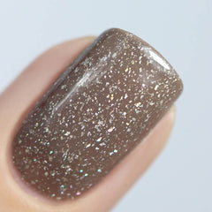 Nail polish Almond Beze, 11 ml - Nailshop.ae