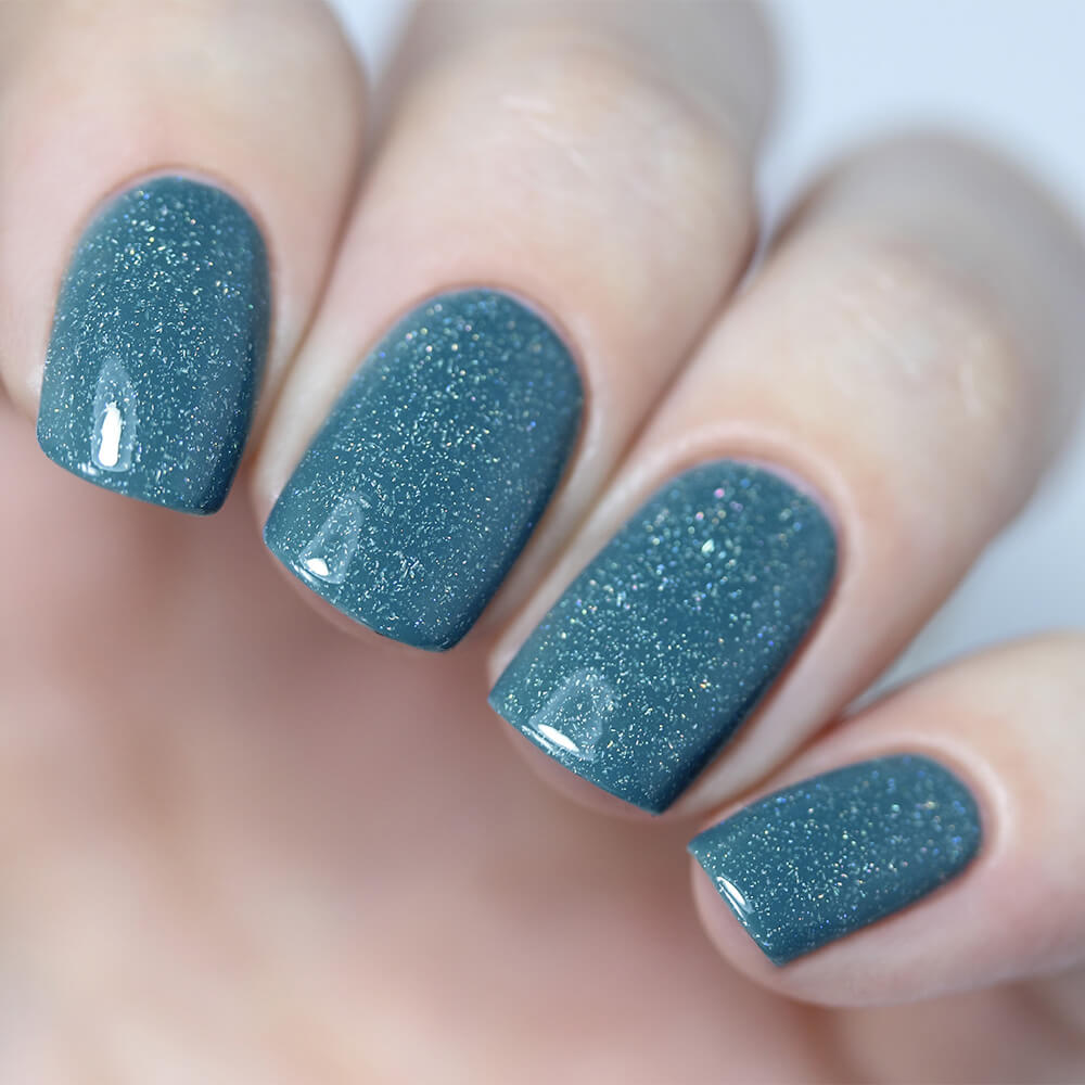 Nail polish Coolness of Evening Lake, 11 ml