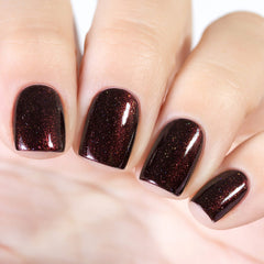 NAIL POLISH AMARETTO, 11 ML - Nailshop.ae