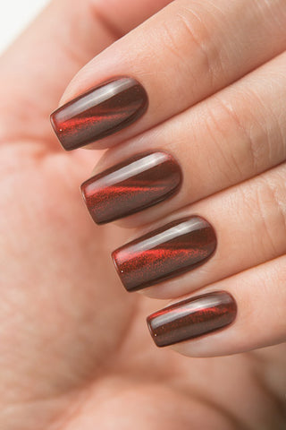 LE 118 - Magnetic Gel Top Red