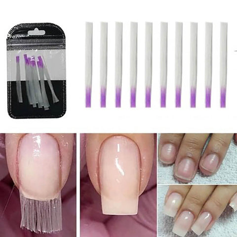 Fiber Glass for Nail Extention