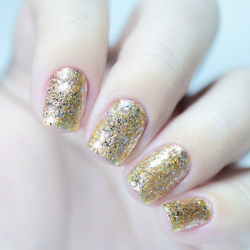 "GEL POLISH ""GOLDEN SAND"", 3,5 ML"