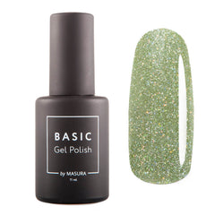 Gel polish BASIC Fresh Stems, 11 ml - Nailshop.ae