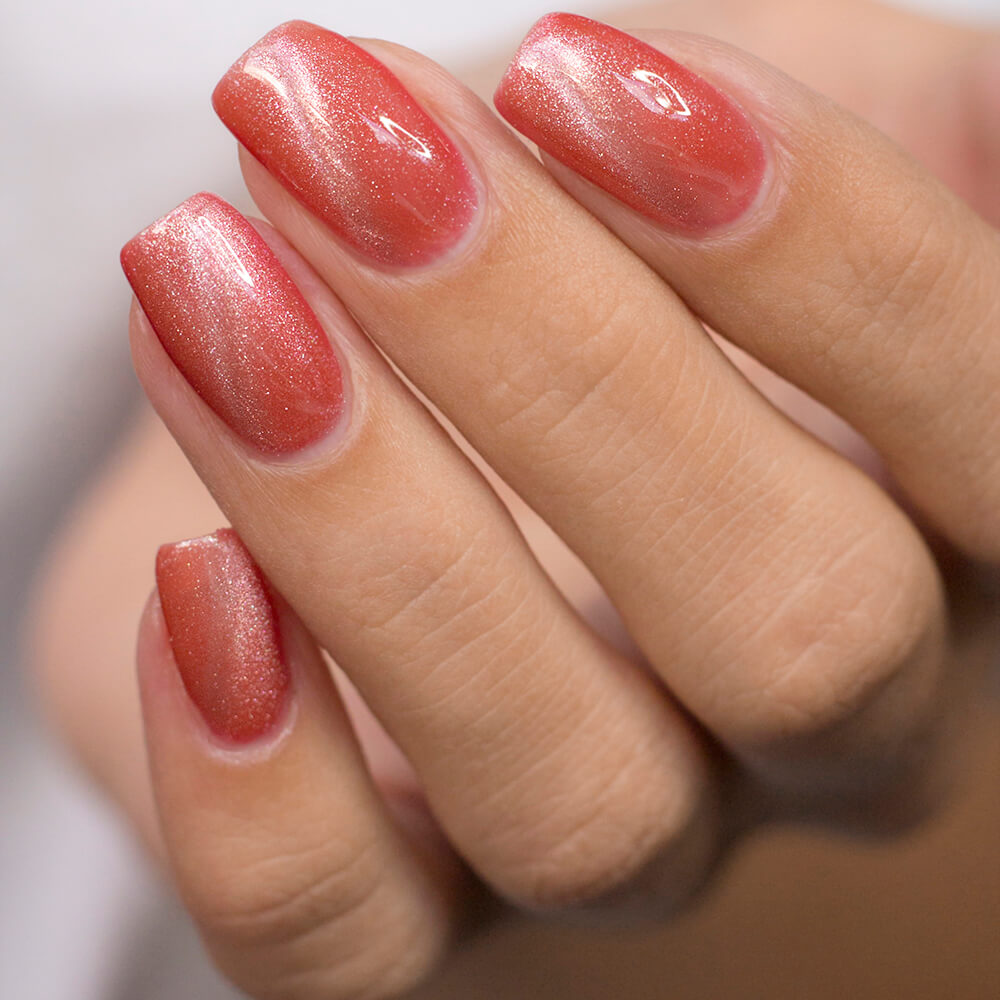 Gel polish Pink Pearl, 3.5 ml - Nailshop.ae