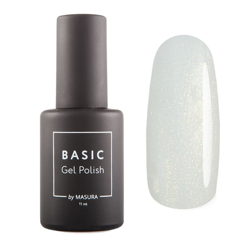 BASIC Shimmer Milk Rubber Base, 11 ML