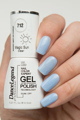 Magic Sun Clear - Nailshop.ae
