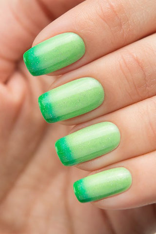 BOW THERMO TOP COAT GREEN