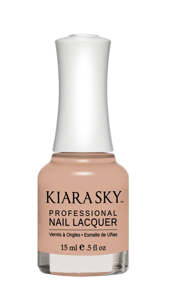 KIARA SKY professional NAIL LACQUER N403 bare with me