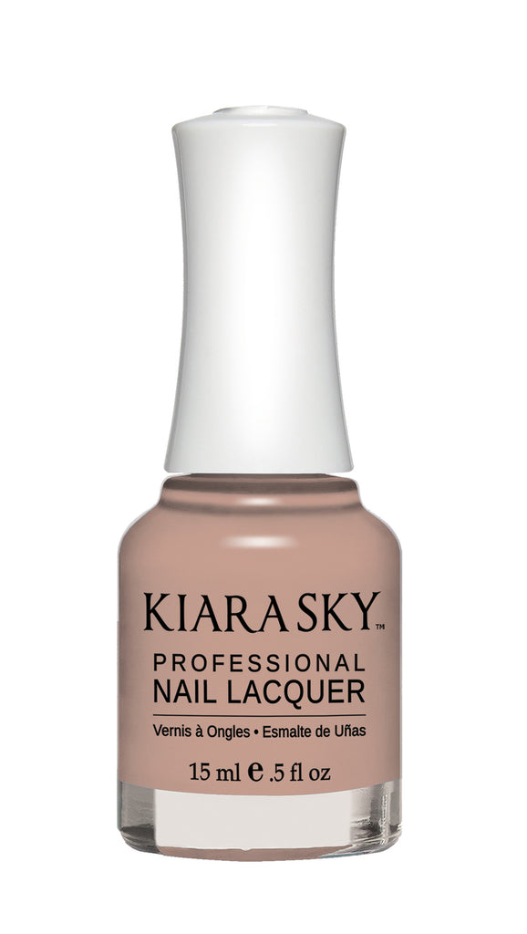 KIARA SKY professional NAIL LACQUER N530 nude swings