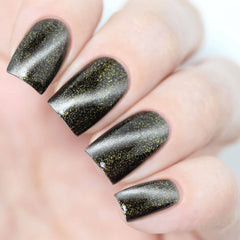 "Nail polish ""Gold Chrysanthemum"", 11 ml - Nailshop.ae"