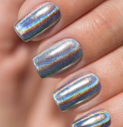 Holographic Powder - Nailshop.ae