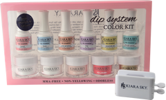 COLOR Dip Powder Starter Kit - Nailshop.ae