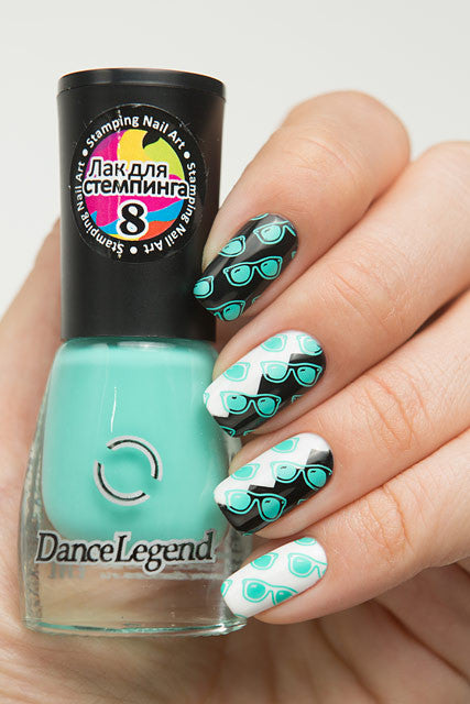MINT Stamping Polish - Nailshop.ae
