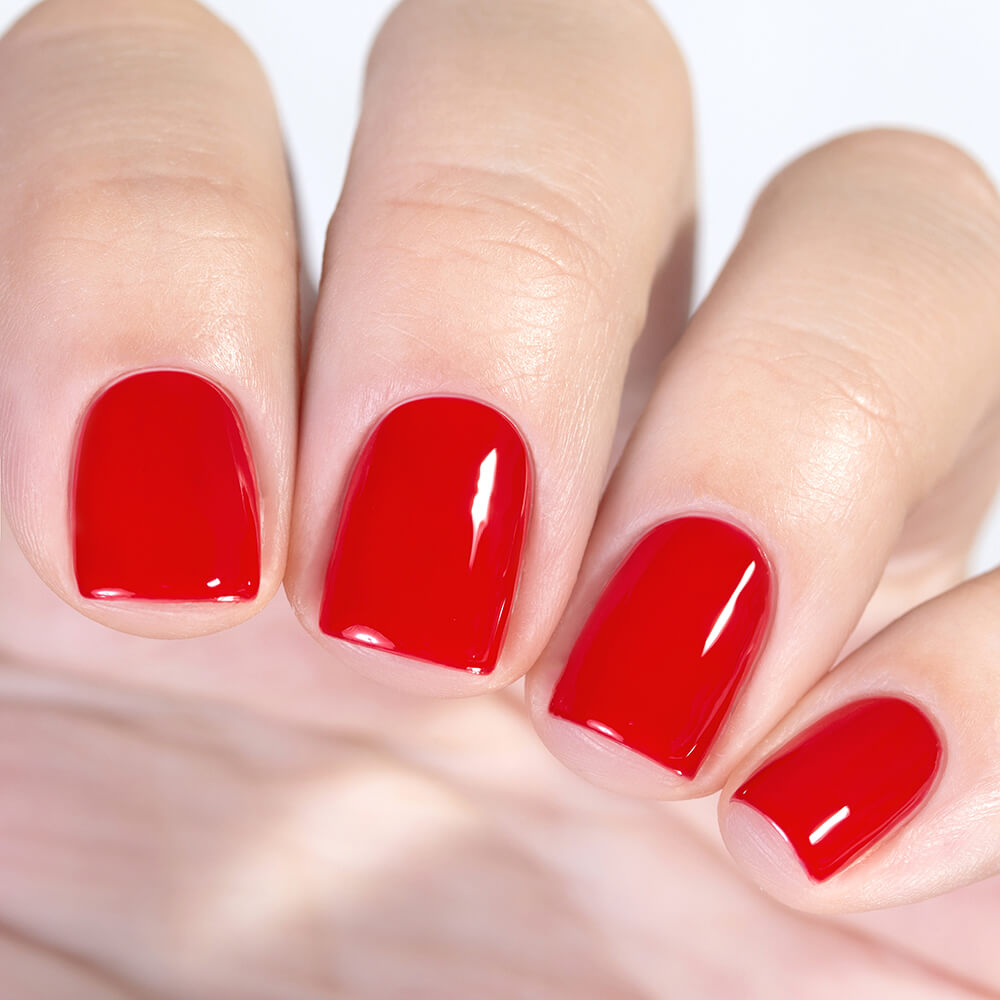 "Gel Polish MASU MASU ""Red"", 8ml - Nailshop.ae"