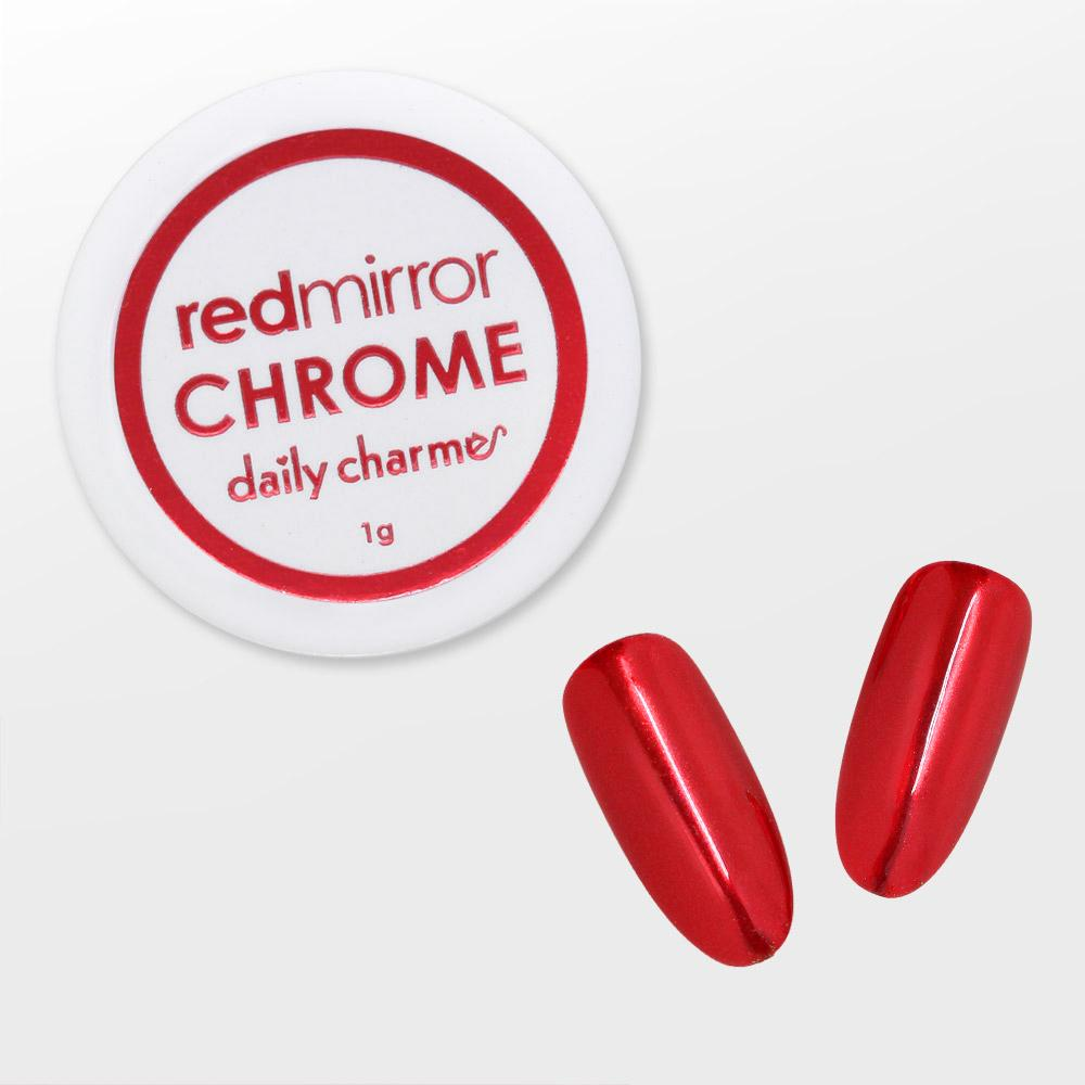 Red Chrome Powder - Nailshop.ae