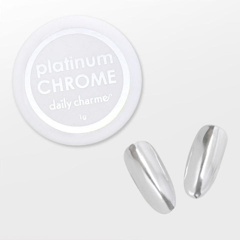 Platinum Chrome Powder