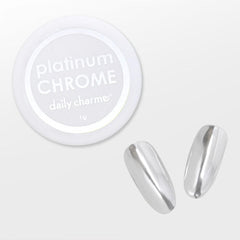 Platinum Chrome Powder - Nailshop.ae